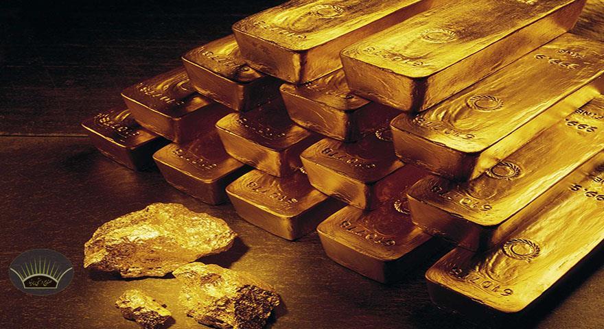 قیمت طلا به مرز 1300 دلار رسید